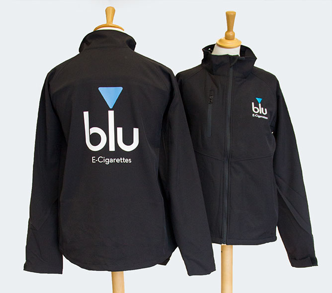 corporate jackets with logos