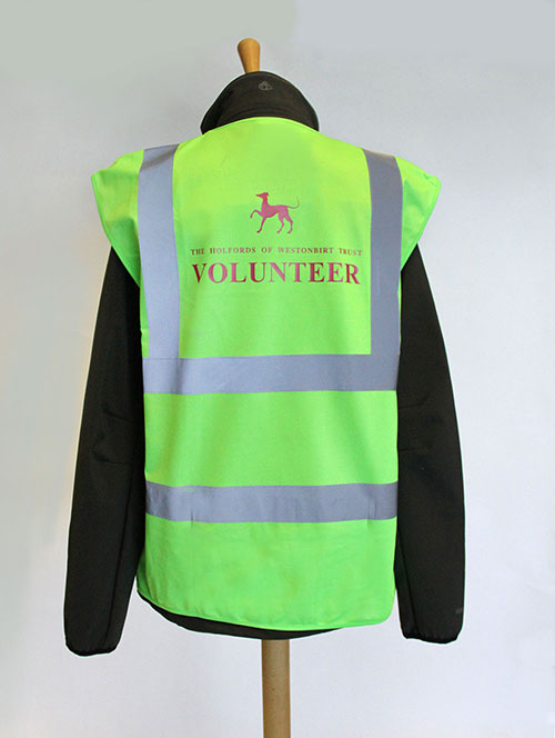 custom embroidered printed hi viz clothing