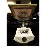 custom screenprinted t-shirts