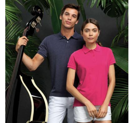 Cotton Polo Shirt Men's and Ladies (AQ010 & AQ020)