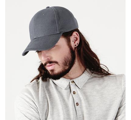 Heavy Brushed Cotton Cap (BC065)