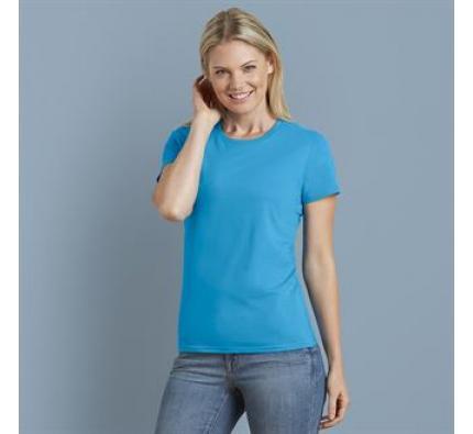 Gildan Women's Premium Cotton T-Shirt (GD009)