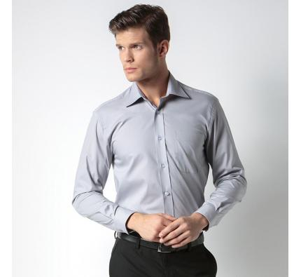 Kustom Kit Long Sleeve Business Shirt (KK104)
