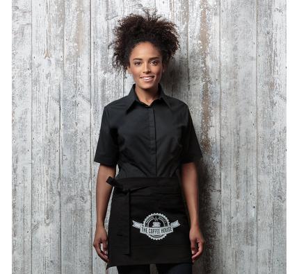 Bargear Short Sleeve Women's Bar Shirt (KK735)