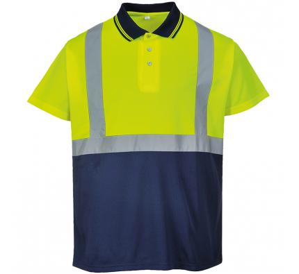 Portwest Hi-vis Two Tone Polo Shirt (PW109)
