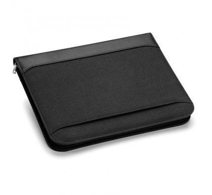 Quadra Burbank Zipper Portfolio (QD802)