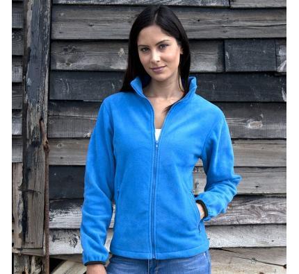 Result Core Women's Fashion Fit Outdoor Fleece (R220F)