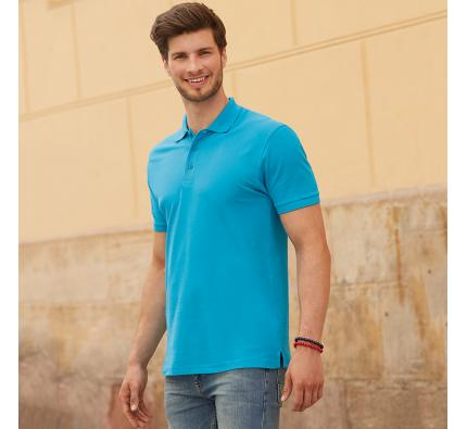 Fruit of the Loom Premium Cotton Polo Shirt (SS255)