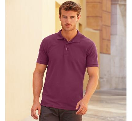 Fruit of the Loom Poly/Cotton Polo Shirt (SS402)