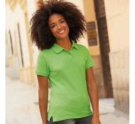 Fruit of the Loom Ladies Premium Polo Shirt (SS505)
