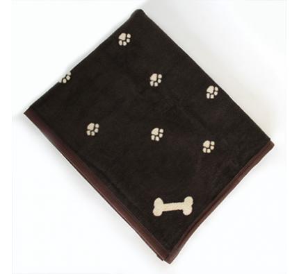 Dog Blanket Brown