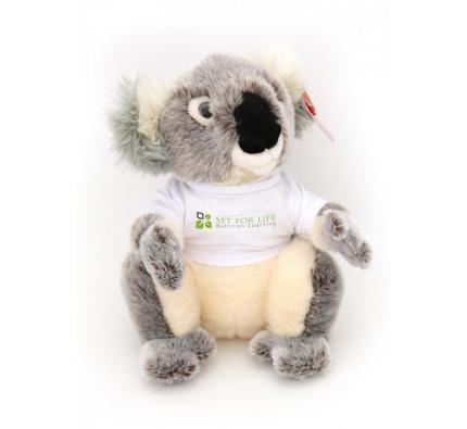 Corporate Koala Soft Toy