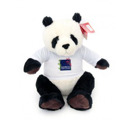 Corporate Pandas Soft Toys