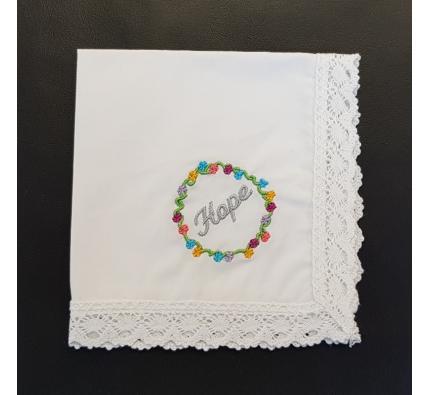 Cotton Handkerchief - Hope