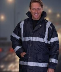 Hi Viz Security Jacket (HVP301)