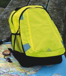 Large reflective backpack (EV090)
