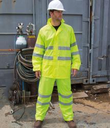 High-viz waterproof suit (R216X)