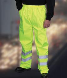 Hi vis waterproof overtrousers (YK070)