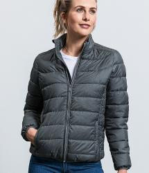 Russell Women's Hooded Nano Padded Jacket (J440F)