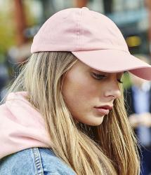 Personalised baseball caps, pink