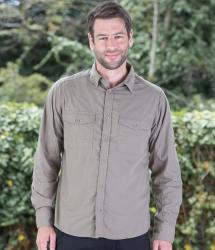 Craghoppers Kiwi Long Sleeve Shirt (CR013)