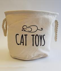 Trug - Cat Toys