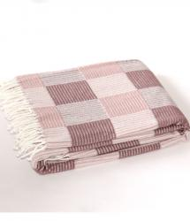 Cotton Blanket - Dusky Heather