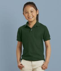 Gildan Dryblend Youth Polo Shirt (GD44B)