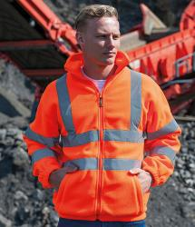 RTY High Visibility Full Zip Fleece (HV072)