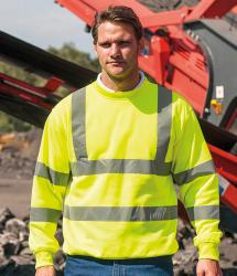 RTY High Visibility Sweatshirt (HV073)
