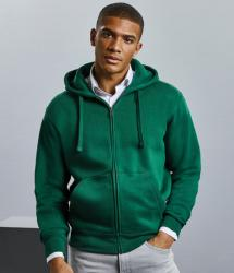 Russell Authentic Zipped Hooded Sweatshirt (J266M)