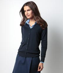 Kustom Kit Arundel V Neck Cardigan (KK354)