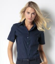 Kustom Kit Short Sleeve Business Blouse (KK742)