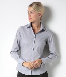 Kustom Kit Long Sleeve Business Blouse (KK743)