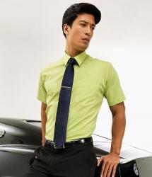 Premier Short Sleeve Poplin Shirt (PR202)