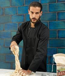 Premier Long Sleeve Chef's Jacket (PR657)