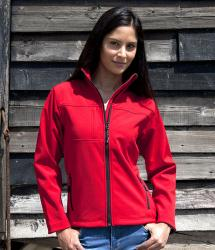 Result Womens Classic Softshell Jacket (R121F)