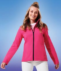 Regatta Women's Ablaze Printable Softshell (SN131)