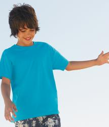 Fruit of the Loom Kids Valueweight T-Shirt (SS031)