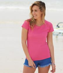 Fruit of the Loom Ladyfit Valueweight T-Shirt (SS050)
