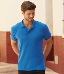Fruit of the Loom Heavyweight Poly/Cotton Polo Shirt (SS204)