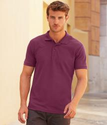 SS402 Fruit of the Loom 65/35 Polo Shirt