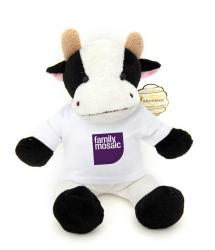 Corporate Cow Soft Toys