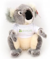Corporate Koala Soft Toy