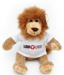 Corporate Lions Soft Toys