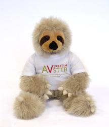 Corporate Sloth Soft Toy