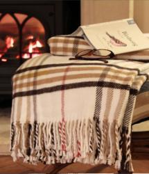 Cotton Acrylic Blanket