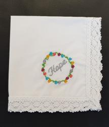 Cotton Handkerchief - Hope