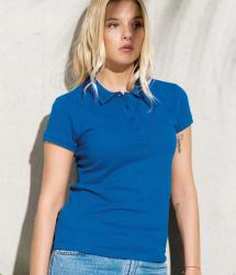 Kariban Women's Organic Pique Polo Shirt (KB210)