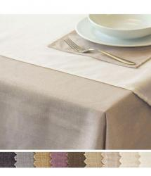 Linen Blend Tablecloth